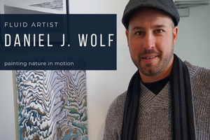 The People Behind Our Products: Fluid Artist Daniel J. Wolf
