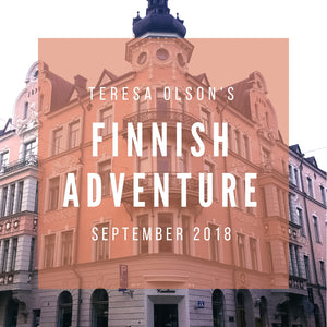 Teresa's Finnish Adventure | September 2018