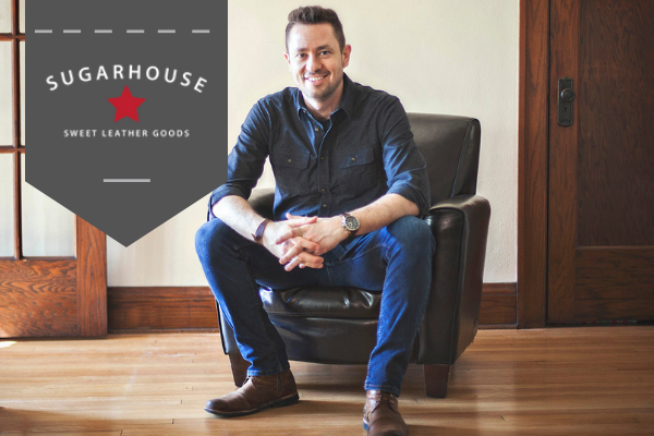 The People Behind Our Products: Nick Pennington of Sugarhouse Leather Goods