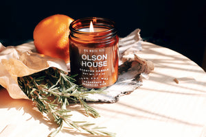 Introducing the Olson House custom-scented candle by Big White Yeti