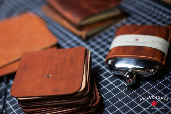 Sugarhouse Leather Goods at Olson House