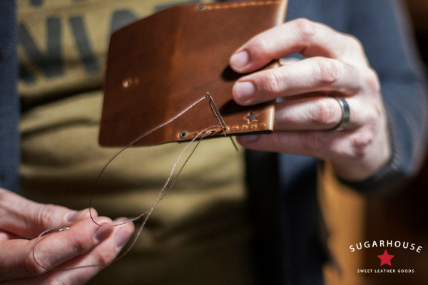 Sugarhouse Leather Goods Sewing Leather
