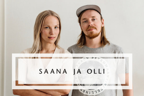 Saana Ja Olli : The people behind our products saana ja olli u olson house