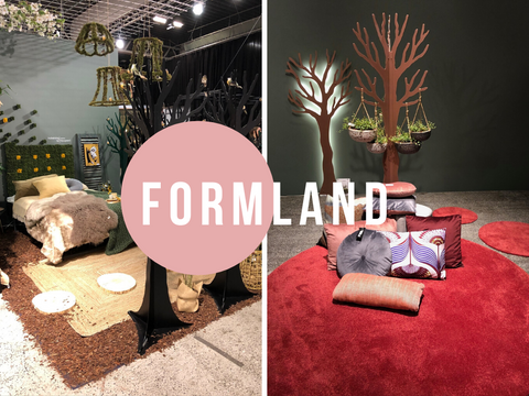 Formland Interior and Design Exhibition Copenhagen Denmark