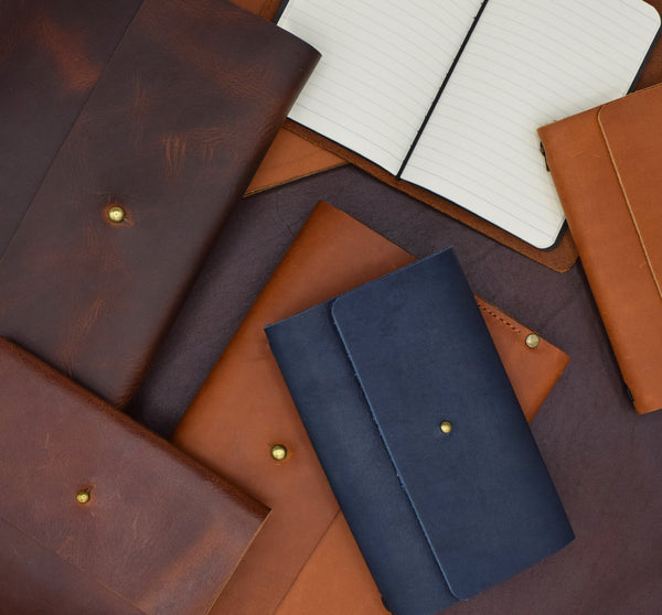 Sugarhouse Leather Goods Journals For Sale at Olson House