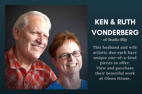 Ken and Ruth Vonderberg Portrait