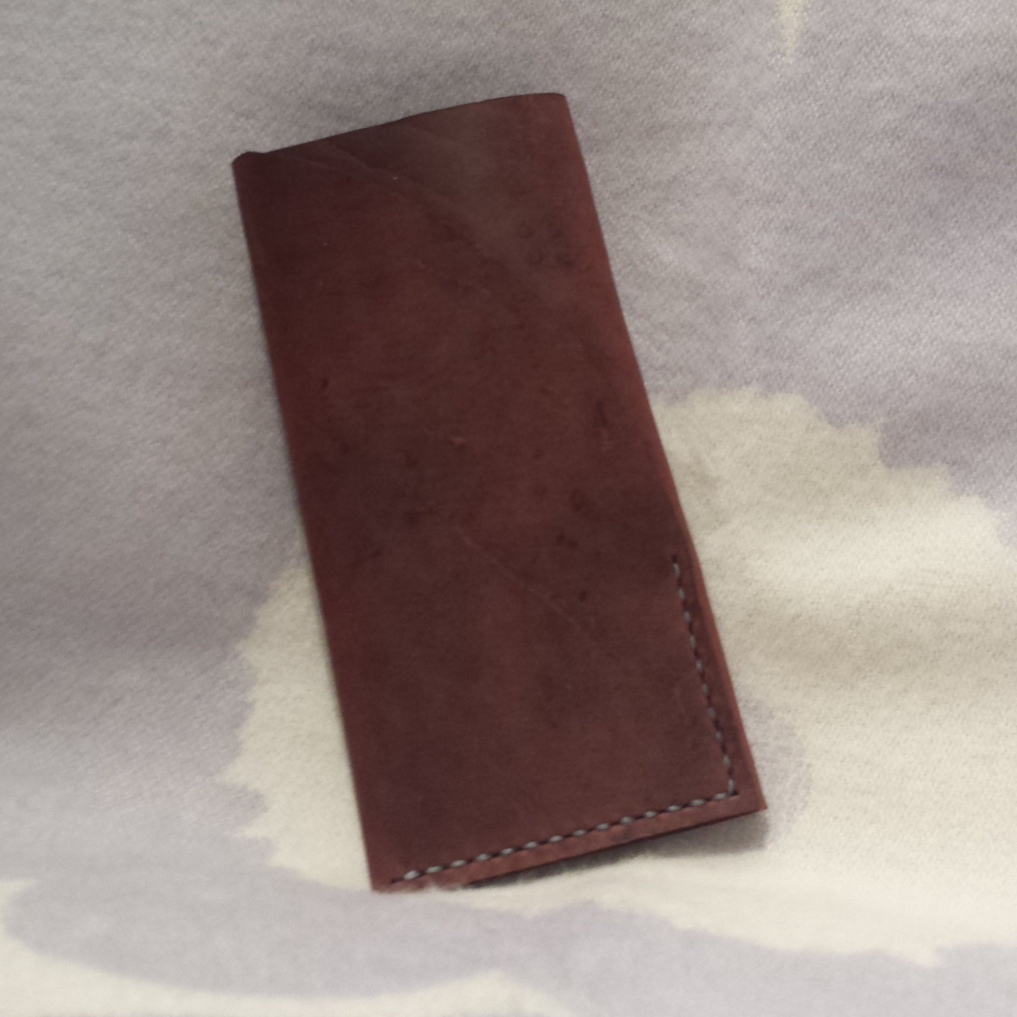 Wolf Leather Eyeglass case