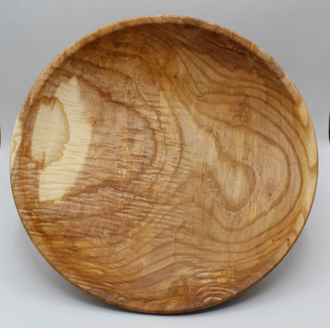Duane Rice Curly Ash Salad Bowl