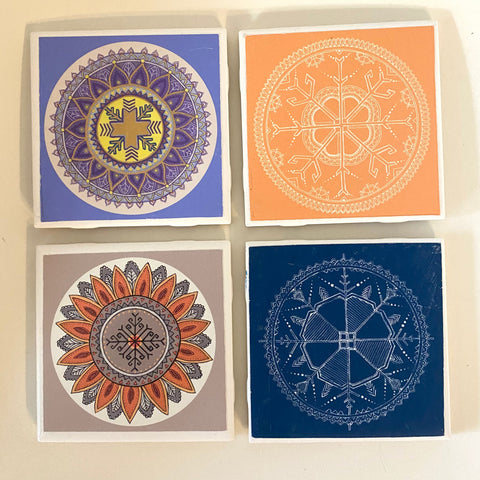 Ina Kielley Coasters