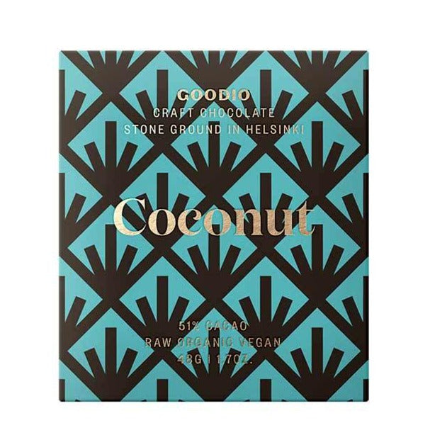 Goodio Coconut Craft Chocolate