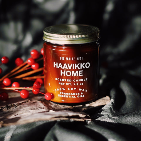 Haavikko Home Candle
