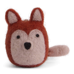 Én Gry  & Sif Felt Mini Fox Ornament