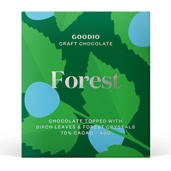 Goodio Forest Craft Chocolate