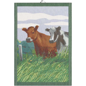 Ekelund Cow Kitchen Towel