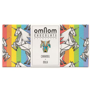 OmNom Chocolate Bar Varieties
