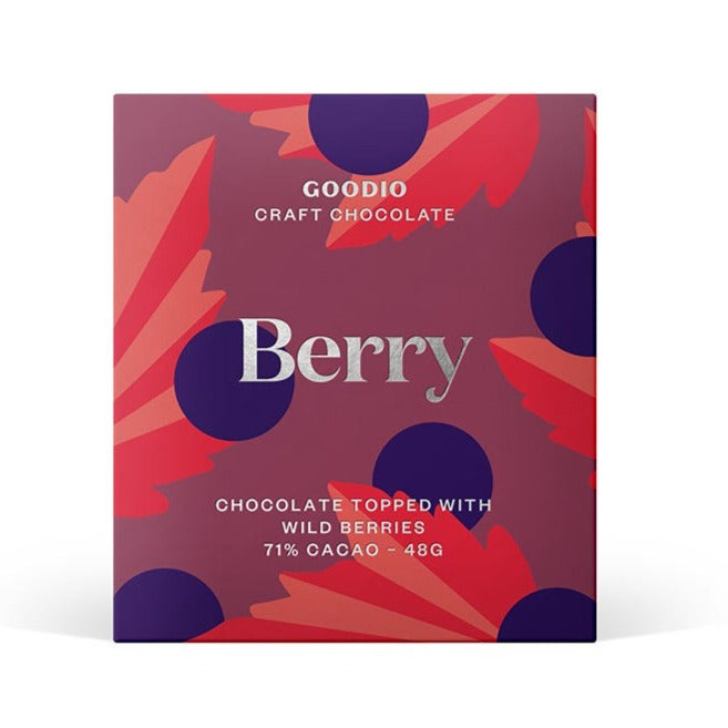 Goodie Berry Craft Chocolate