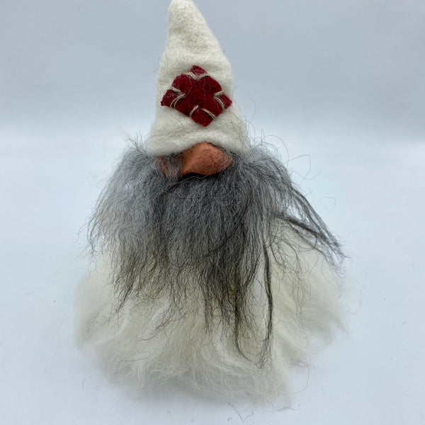 Patchwork Gnome, Wool