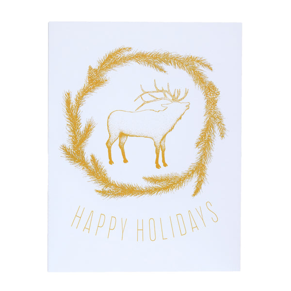 Froesen Creations Holiday Notecards with Envelopes