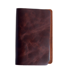 Sugarhouse Leather Field Log Journal