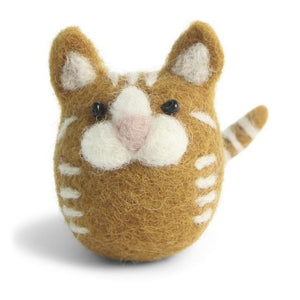 Én Gry  & Sif Felt Cat Ornament