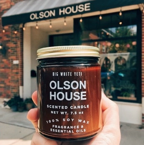 Olson House Candle