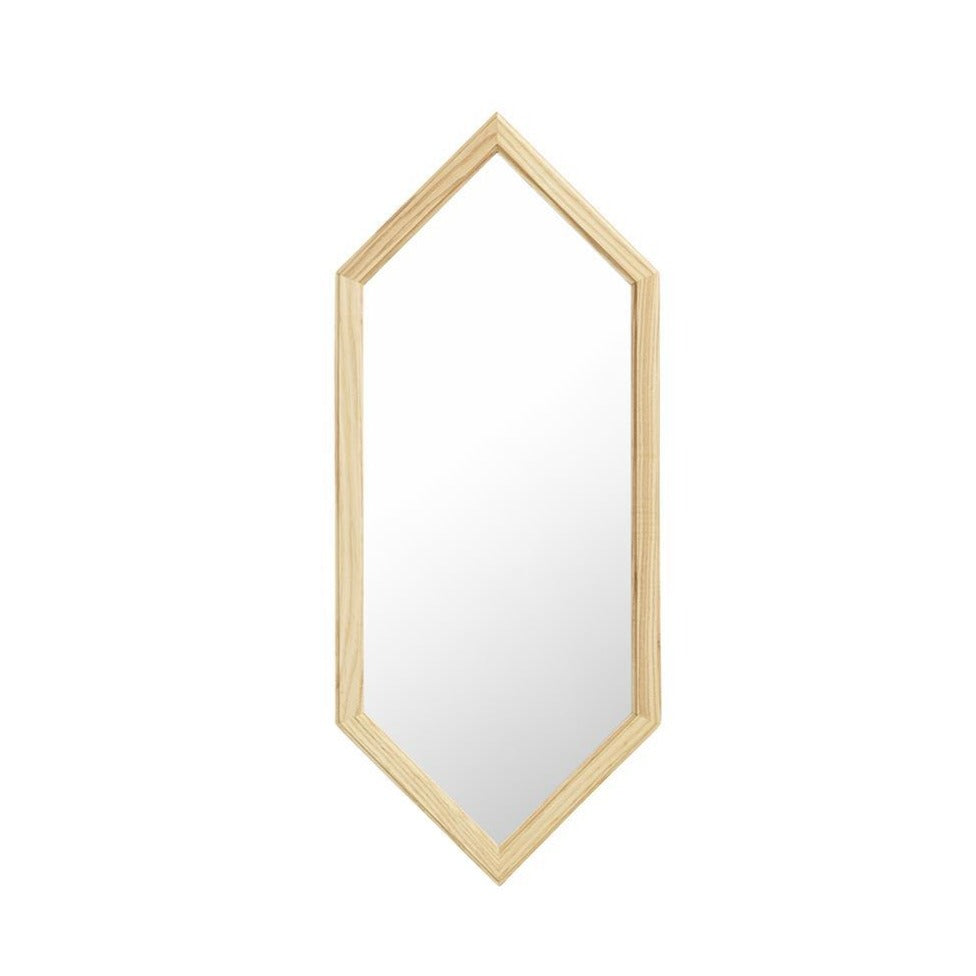 Normann Copenhagen Lust Mirror, Small, Silver