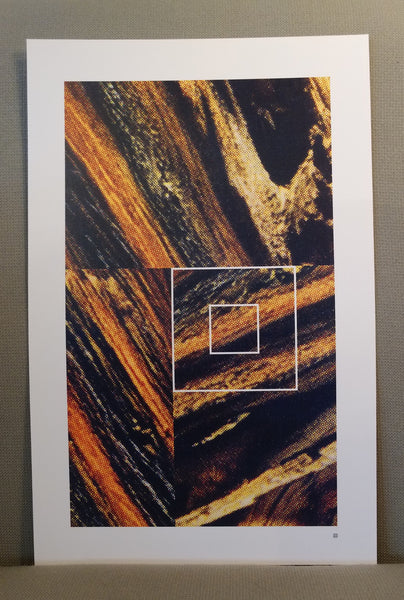 Ambient Temperatures Wood 1 Print - Unframed