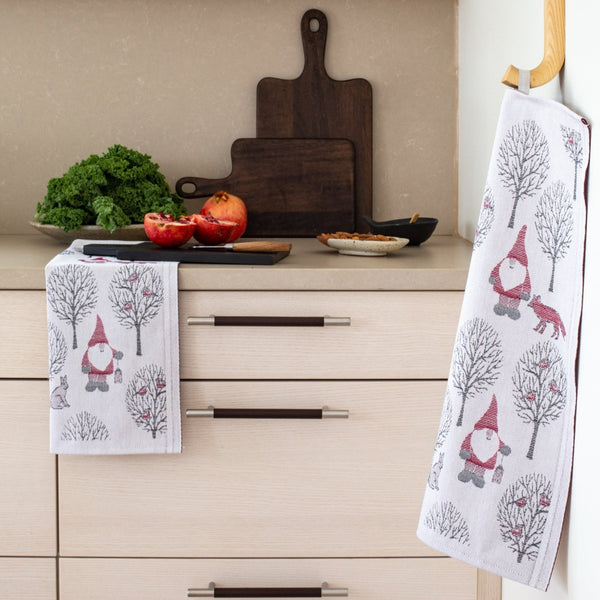 Ekelund Tomteliv Kitchen Towel
