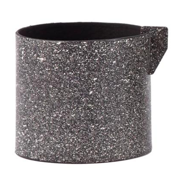 OOhh Collection Granite Paper Pot