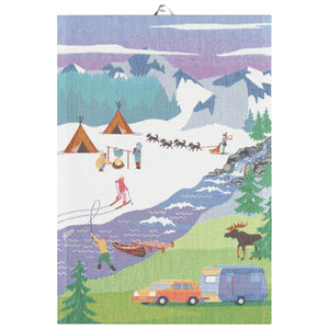 Ekelund Camping North Kitchen Towel