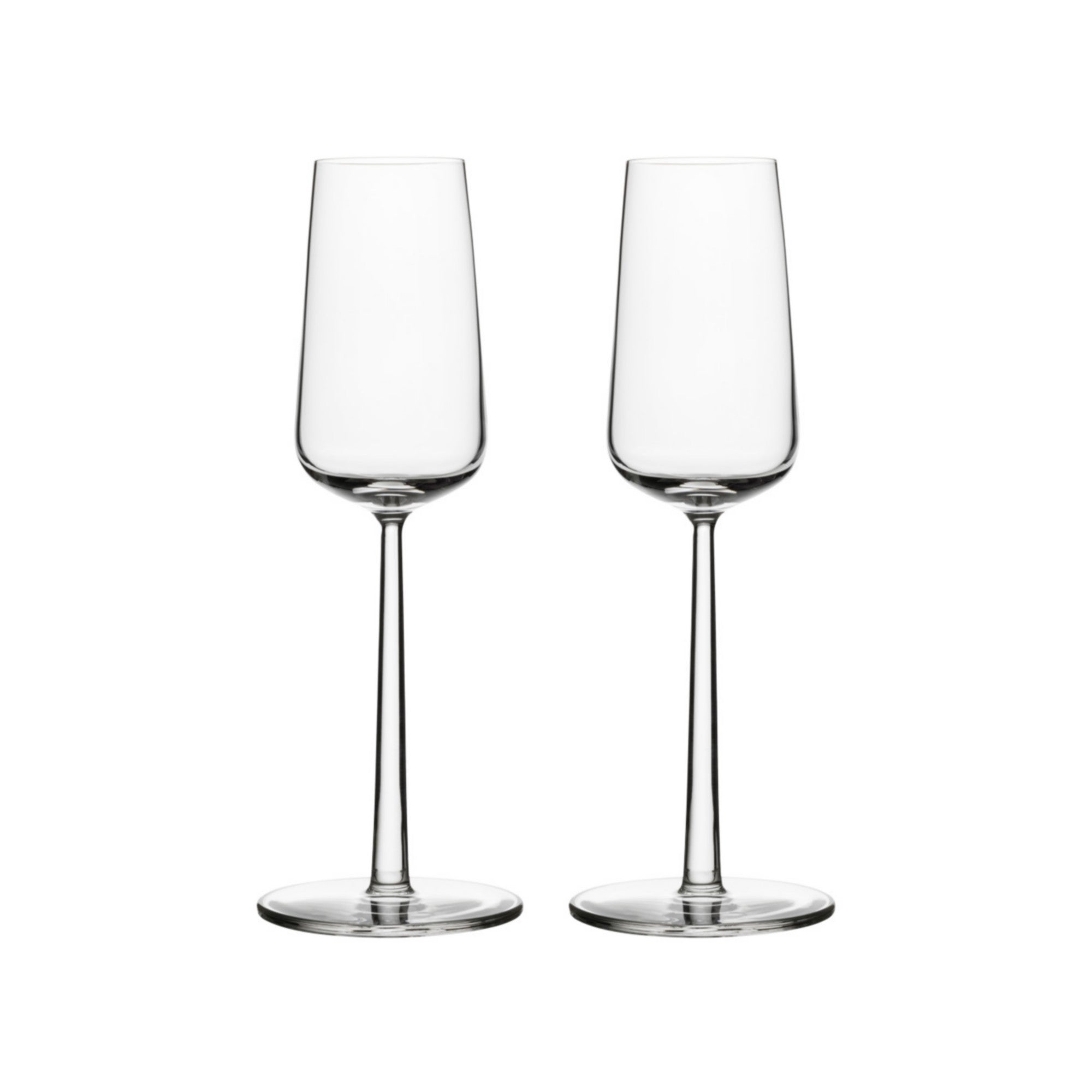 Iittala Essence Champagne Glasses