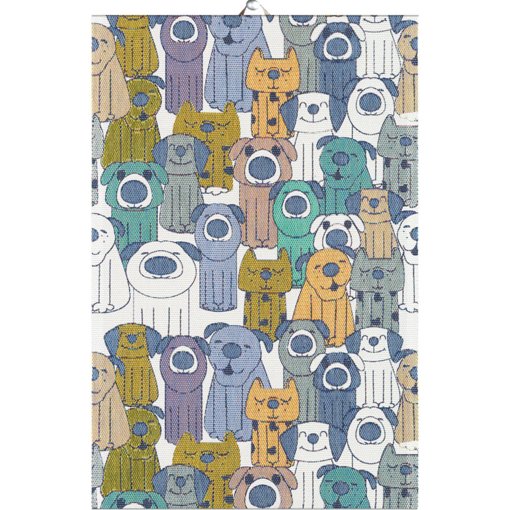 Ekelund Hundkompis Kitchen Towel