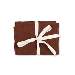 Ferm Living Linen Napkin, Set of 2