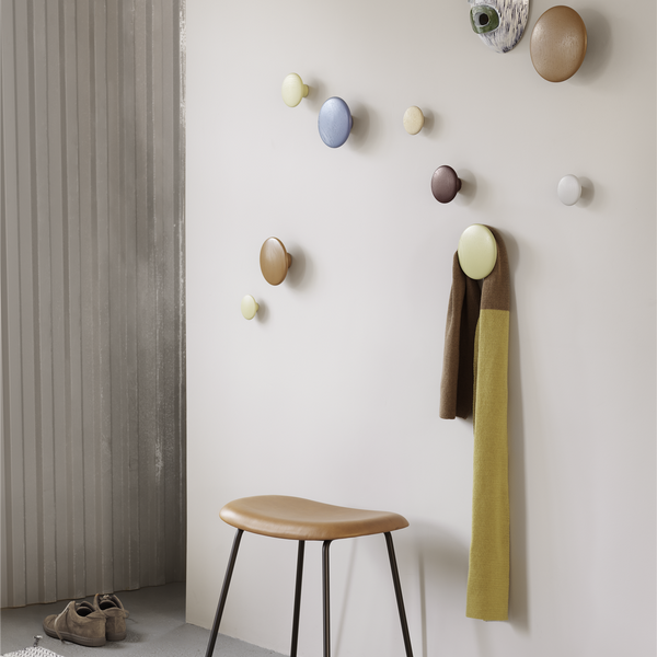 "Muuto ""The Dots"" Coat Hooks"