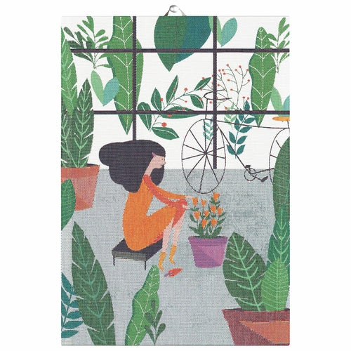 Ekelund Greenhouse Kitchen Towel
