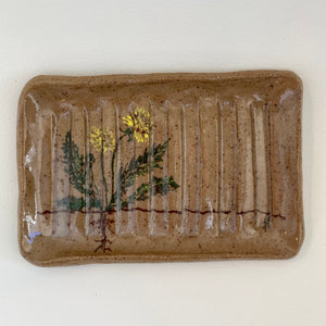 Hidden Roots Studio Ceramic Soap Dish