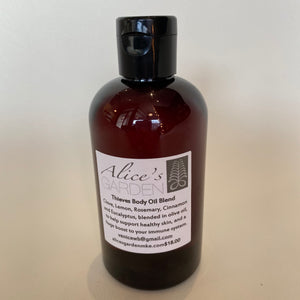 Alice's Garden Thieves Body Oil