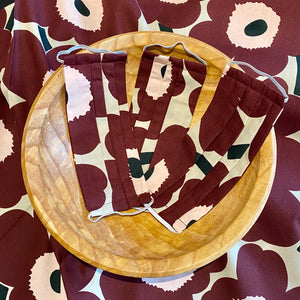 Marimekko Fabric Reusable Face Masks