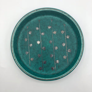 Vintage Gustavsberg Lily of the Valley Tray