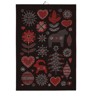 Ekelund Julnatt Kitchen Towel