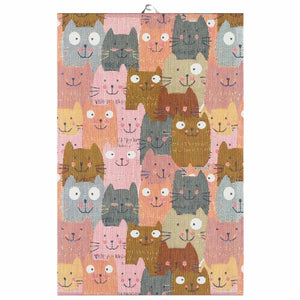 Ekelund Kattkompis Kitchen Towel