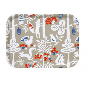 Bengt & Lotta Squirrel Small Tray