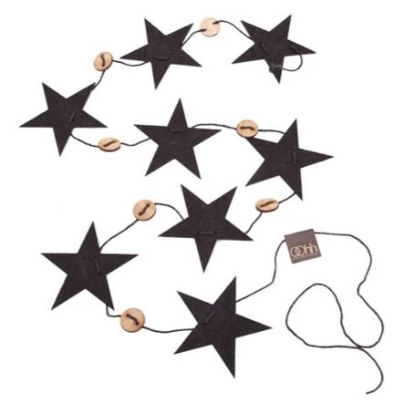 Oohh Collection Eco-Felt Star Strand