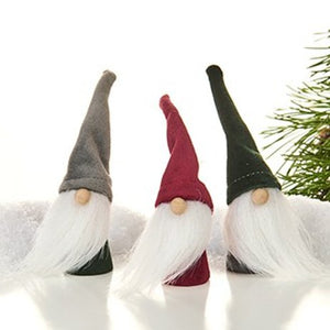Velour Gnome, Set of 3