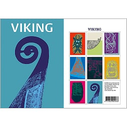 Viking Age Art Card Set