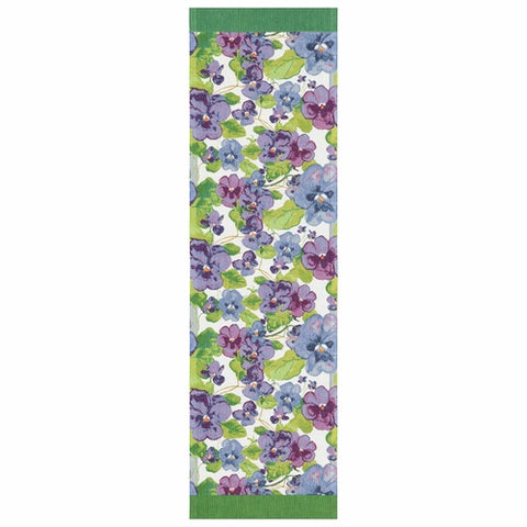Ekelund Viol Table Runner