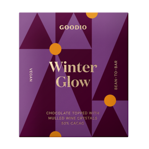 Goodio Winter Glow Craft Chocolate