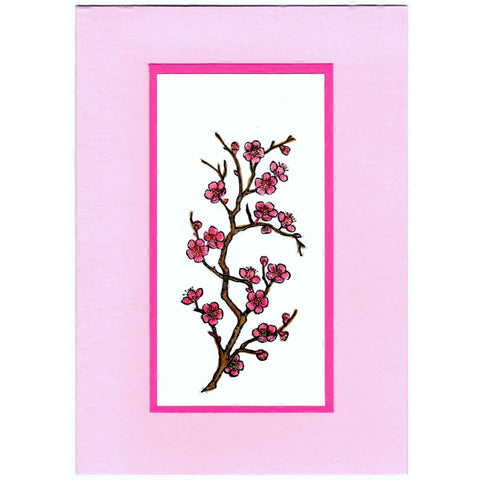 Flowery Tree Handmade Good Greeting Supply Card - Cards And Other Paper Products - Made In U.S.A. - SharPharMade - 1