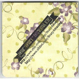 Floral Note Handmade Good Greeting Supply Card - Cards And Other Paper Products - Made In U.S.A. - SharPharMade - 2