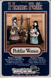 Home Folk Peddlar Women Vintage Pattern Craft Tool